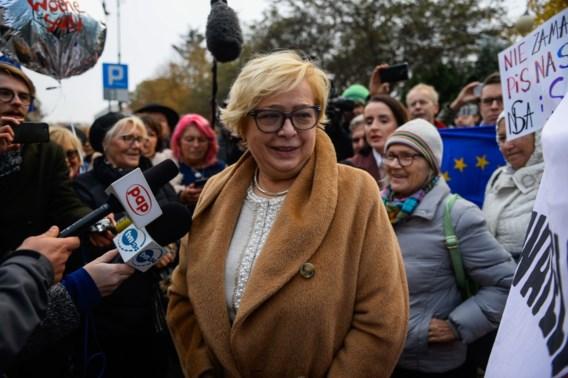 Pools hooggerechtshof roept tot pensioen gedwongen rechters op het werk te hervatten