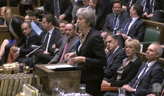 Theresa May: '95 procent van de Brexit is rond'