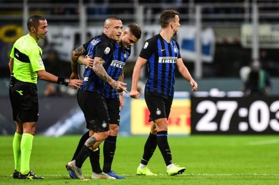 "Inter bevestigt: ""Radja Nainggolan staat enkele weken aan de kant"""