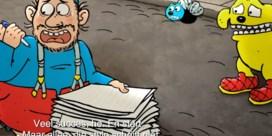 Eerste beelden vrijgegeven van animatiefilm over Urbanus