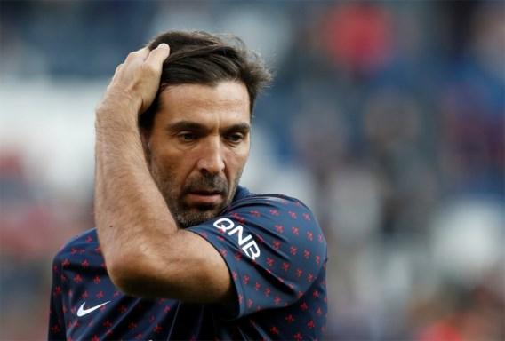"""Voor Gianluigi Buffon was Thibaut Courtois niét de beste doelman van het WK: """"Ik begrijp het niet"""""""
