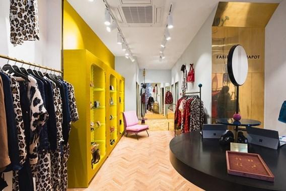 Fabienne Chapot opent eerste winkel in ons land