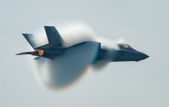 Het wordt de F-35, maar hou het stil