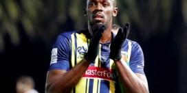 Bolt kan profcontract tekenen als voetballer maar wil twintig keer meer verdienen dan wat club biedt