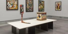 Toporovski haalde drie kunstwerken terug