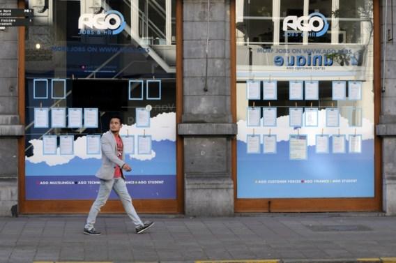 Uitzendarbeid valt voor het eerst in vijf jaar terug