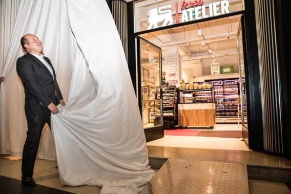 Delhaize stelt nieuwe stadswinkel voor