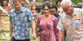 Meghan Markle pleit in Fiji voor meer onderwijs voor jonge vrouwen
