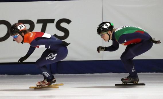 WADA laat veelbesproken zaak tegen Nederlandse shorttrackster Yara van Kerkhof vallen