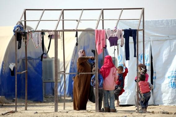 Belgische psycholoog in Syrisch kamp: 'Haal Belgische IS-vrouwen en hun kinderen terug'