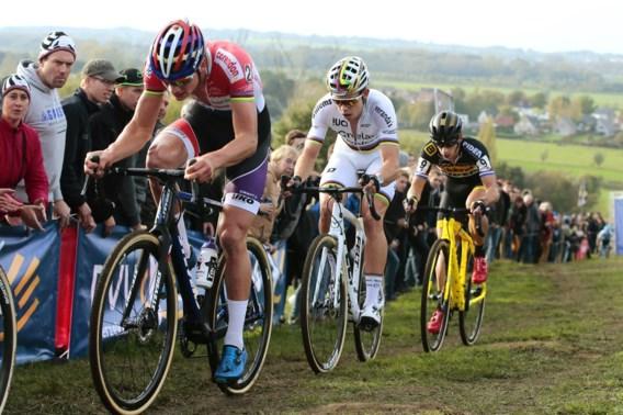 Koppenbergcross trapt DVV Trofee op gang, primeur voor Brussel en Ladies Trophy voor vrouwen