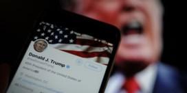 Trump tweet vanaf iPhone dat hij bijna nooit iPhones gebruikt