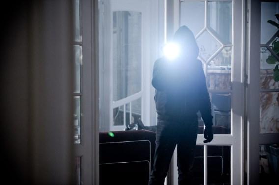 Inbrekers komen vaker via eerste verdieping binnen