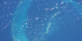 Eilandje in Stille Oceaan weggevaagd door orkaan