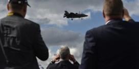 Cijfers F-35 halen het van Europese wensdroom