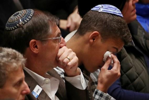 Joodse leiders verwijten Trump verantwoordelijkheid voor schietpartij