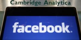 Facebook ontkent beschuldigingen van Test Aankoop over Cambridge Analytica