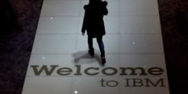 IBM koopt ticket voor gemiste trein