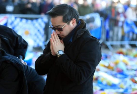 """Zoon van in helikoptercrash overleden eigenaar van Leicester en OHL: """"Ik wil mijn vaders levenswerk voortzetten"""""""