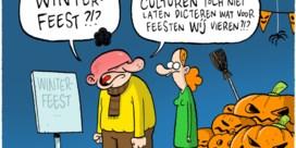 Cartoon van de dag - oktober 2018