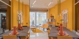 Vitra opent winkel in Antwerpen