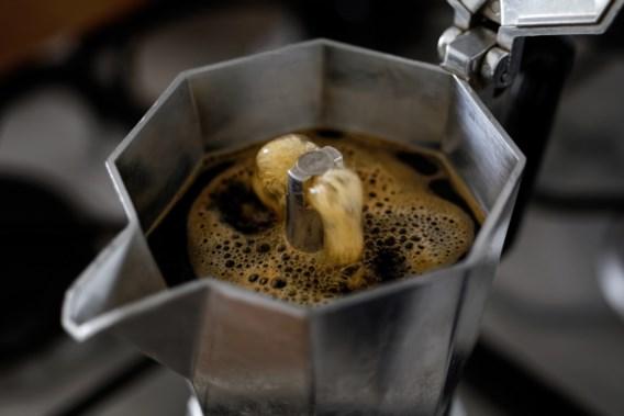 Iconische koffiepot met uitsterven bedreigd