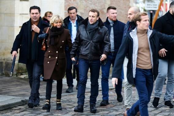 President Macron neemt vier dagen vakantie, maar ontkent geruchten burn-out