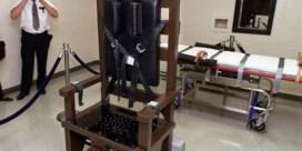 Eerste executie in jaren met de elektrische stoel in de VS