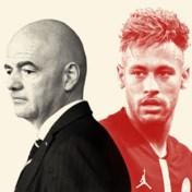 Fifa-baas Infantino dekte financieel gesjoemel topclubs toe