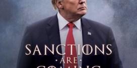 'Game of thrones'-makers niet opgezet met meme van Trump