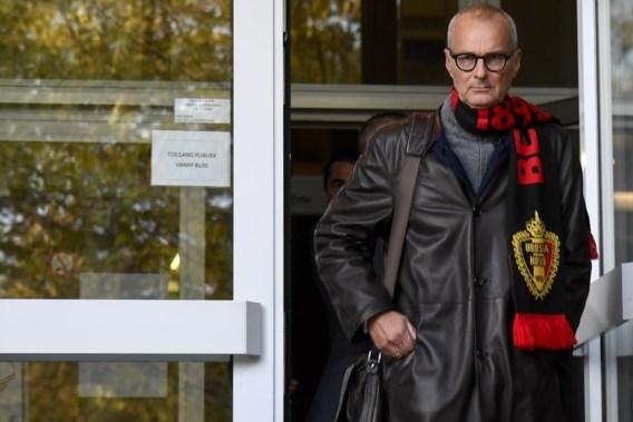 Advocaat Vertenten steelt show met sjaal van voetbalbond, uitspraak binnen de acht dagen