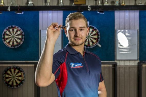 Titelverdediger Dimitri Van den Bergh opnieuw in finale WK darts bij de jeugd