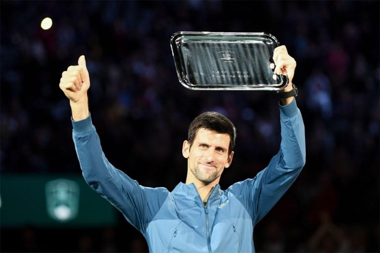 Nadal geeft forfait voor ATP Finals, Djokovic beëindigt seizoen daardoor als nummer 1