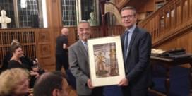 KU Leuven huldigt Louis Tobback