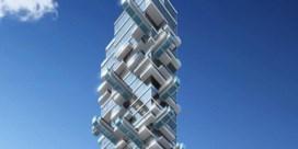 Deze Jenga-toren met zwembaden siert straks Los Angeles