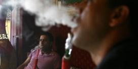 Er zit een luchtje aan de shishabar