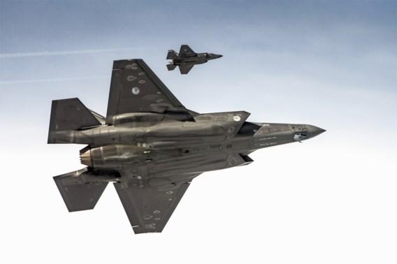 Eerste F-35's pas in 2025 in België verwacht
