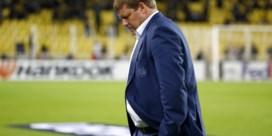 """Vanhaezebrouck neemt spelers in bescherming: """"Denk dat we kunnen terugblikken op een goede wedstrijd"""""""