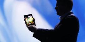 Samsung onthult eerste opvouwbare smartphone