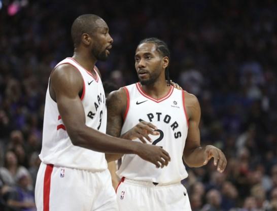 Toronto tekent voor beste competitiestart ooit in NBA, Lakers zijn nog eens aan de winst