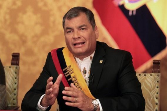 Advocaat ontkent asielaanvraag ex-president Ecuador in ons land