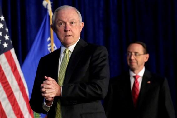 Witte Huis: 'Rusland-onderzoek blijft ook na ontslag Sessions verdergaan'