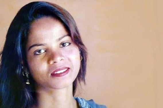 Asia Bibi vrijgelaten, maar 'nog steeds in Pakistan'