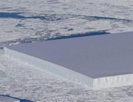 Nasa heeft mysterie van rechthoekige ijsberg opgelost