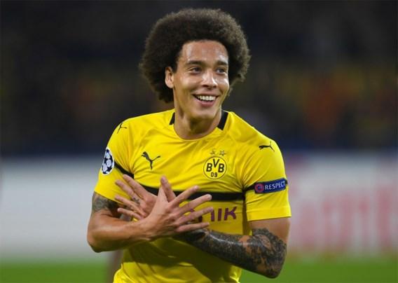 """Axel Witsel over zijn nieuwe rol bij Dortmund, de 'Klassiker' en de Rode Duivels: """"Ik ben een leider"""""""