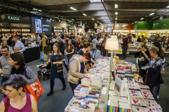 Bezoekersaantal opnieuw gedaald, maar toch nog ruim 137.000 bezoekers voor Antwerpse Boekenbeurs