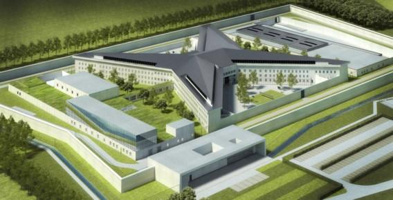 Gevangenis Dendermonde heeft al 3,5 miljoen euro gekost, bouw nog niet begonnen