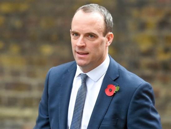 Brexit-minister mikpunt van kritiek na ongelukkige uitspraak over vertrek uit EU