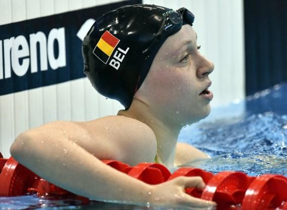 Tweemaal goud voor Goris en Vandenbussche op <B>BK zwemmen kortebaan</B>