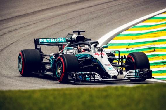 Lewis Hamilton verovert de pole in Brazilië, Stoffel Vandoorne laatste